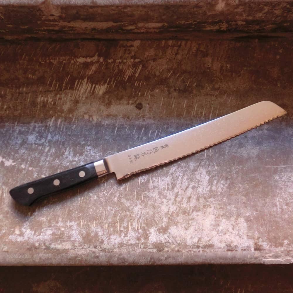 JKC 63 Damaskus brödkniv