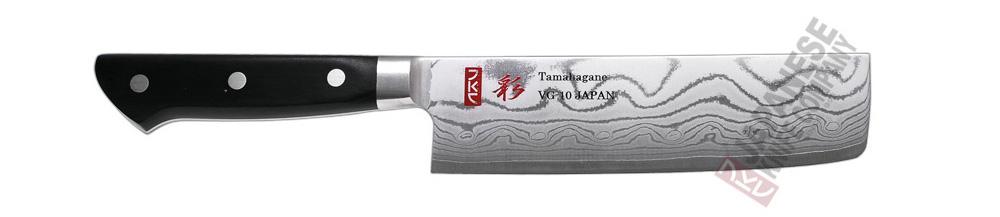 Nakiri kockkniv för grönsaker